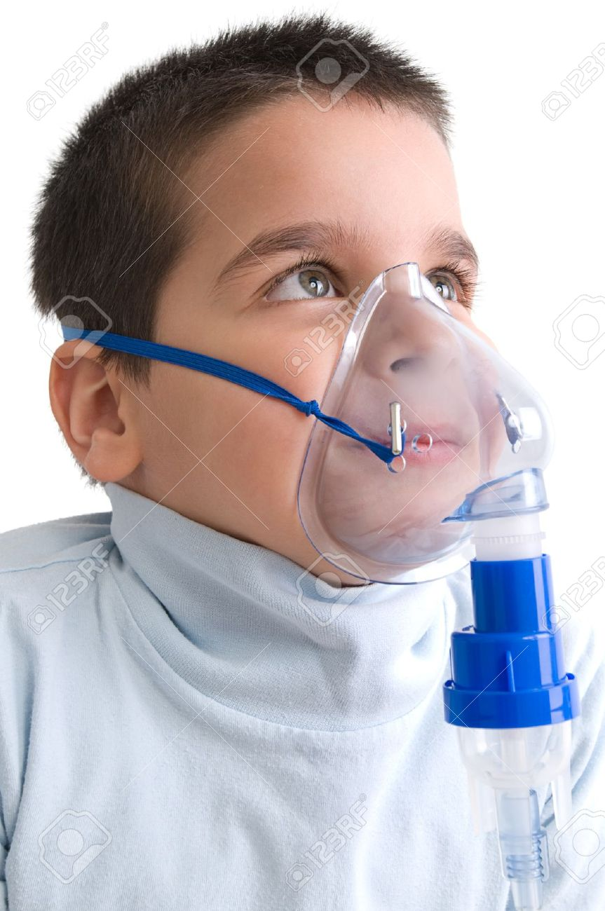 17797247-Close-up-image-of-a-little-boy-with-asthma-using-oxygen-mask-Stock-Photo